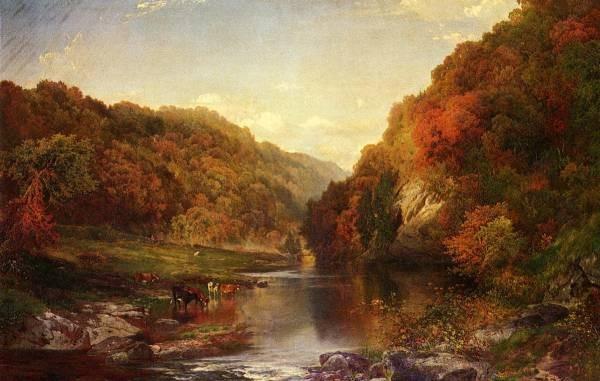Autumn on the Wissahickon